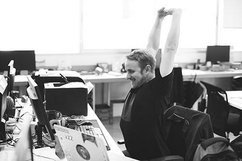 La ergonomía en el trabajo